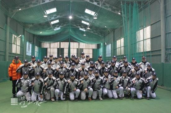 [월간고교야구]우리학교 야구부 탐방, 대구 경북고편