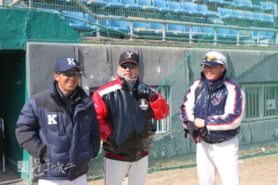 [월간고교야구]우리학교 야구부 탐방, 부산 경남고 편