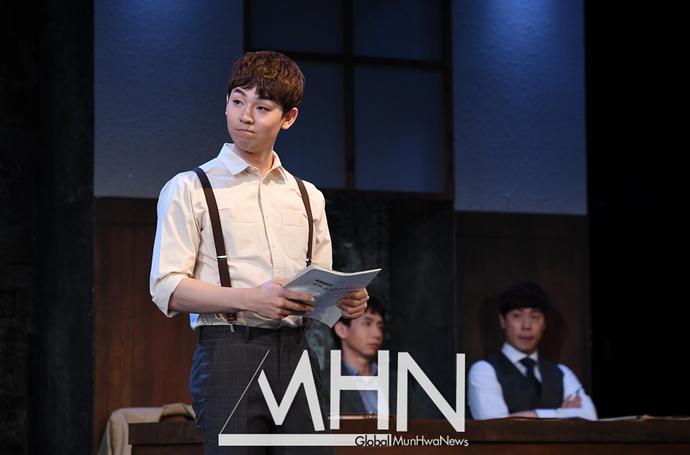 [문화 生] '팬텀싱어' 기세중, 연극 '보도지침' 선택한 이유는? ②