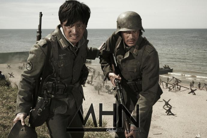 [주말안방극장] '마이웨이' 장동건·강제규 감독의 전쟁영화 프로젝트