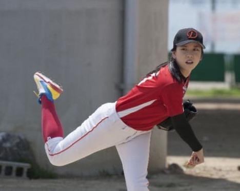 '야구하는 배우' 박지아, 여자 야구 국가대표 상비군 발탁