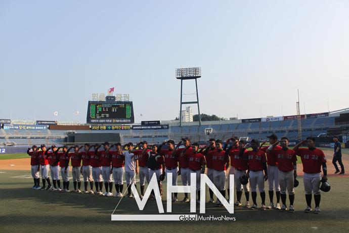 [월간고교야구]'마산구장 2연승', 물금고 야구부에 박수를!