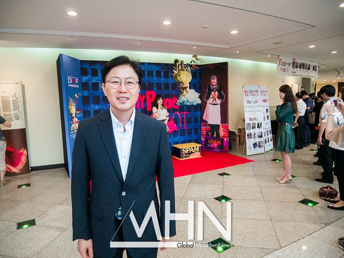 배성혁 집행위원장 제11회 대구국제뮤지컬페스티벌(DIMF) 개막 앞둔 소감 전해
