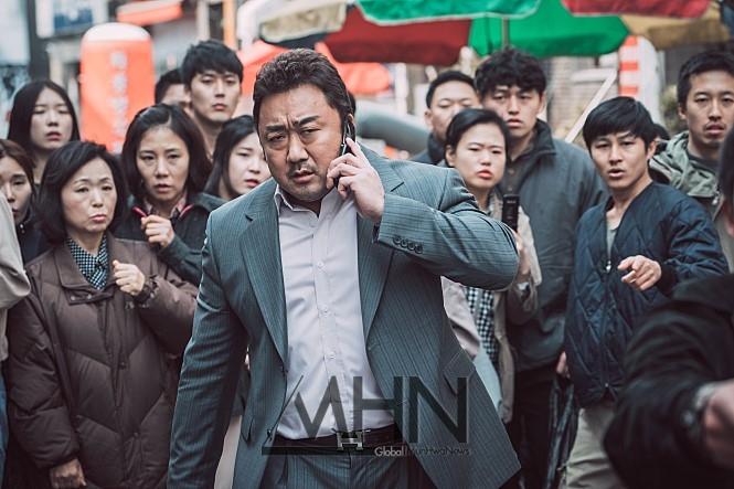 [영알못의 600자리뷰] 마동석의 '상큼하게 터뜨리는' 원펀치, '범죄도시'