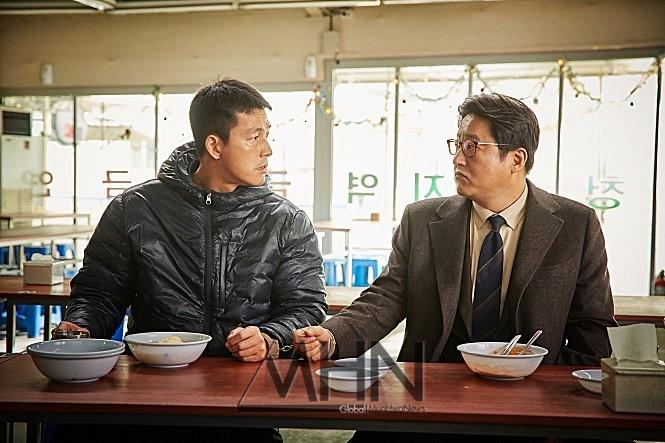 [영알못의 600자리뷰] '강철비' 후기, 한반도 강타할 정우성 X 곽도원 X 양우석의 '묵직한 비'