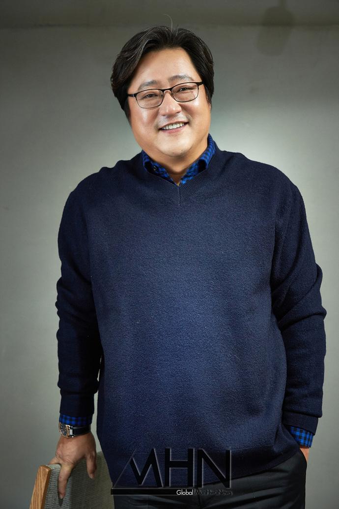 [문화 人] '강철비' 곽도원