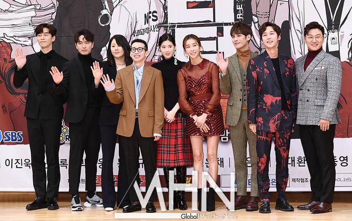 SBS '리턴' 고현정·이진욱·신성록·박기웅이 전하는