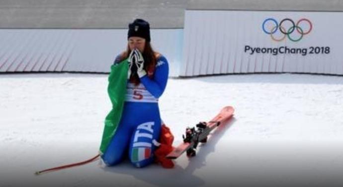 [CULtura이탈리아] 아주리 군단을 빛낸 2018 평창 올림픽의 이탈리아의 그녀들을 소개합니다