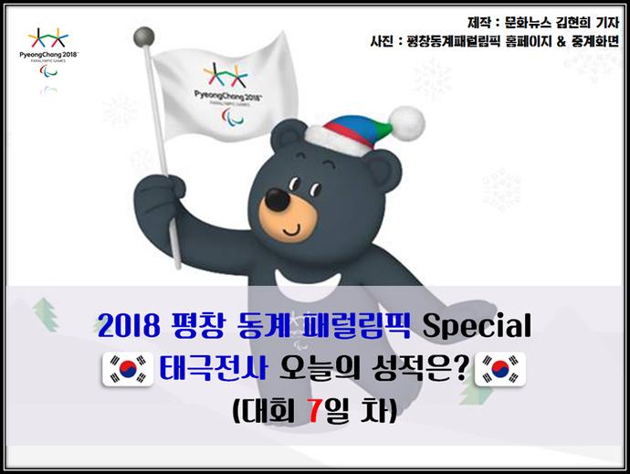 [문화카드 x 패럴림픽] 아이스하키, 휠체어컬링 '메달권 눈 앞에'