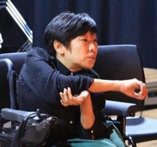 [플레이투스테이지]장애인 연극도 엄연한 연극의 주류로 봐주길..극단 애인 김지수 대표