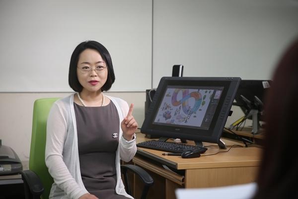 출처: 서울예술실용전문학교, 웹툰창작계열 '김지연' 전임